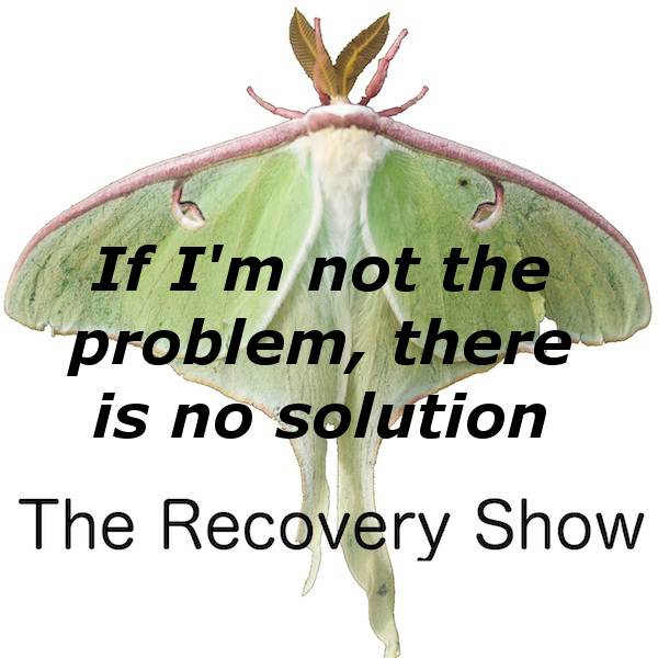If I am not the Problem, there is no Solution – 347